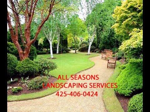 How to landscape front yard , landscape cleanup ideas