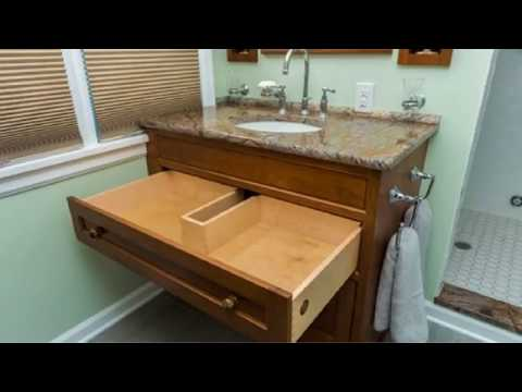 Bathroom Vanity with Drawers Under Sink