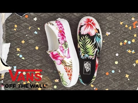 c2015bf5020 Vans Authentic FLAMINGO - On Feet - Flamingo Vans Outfit