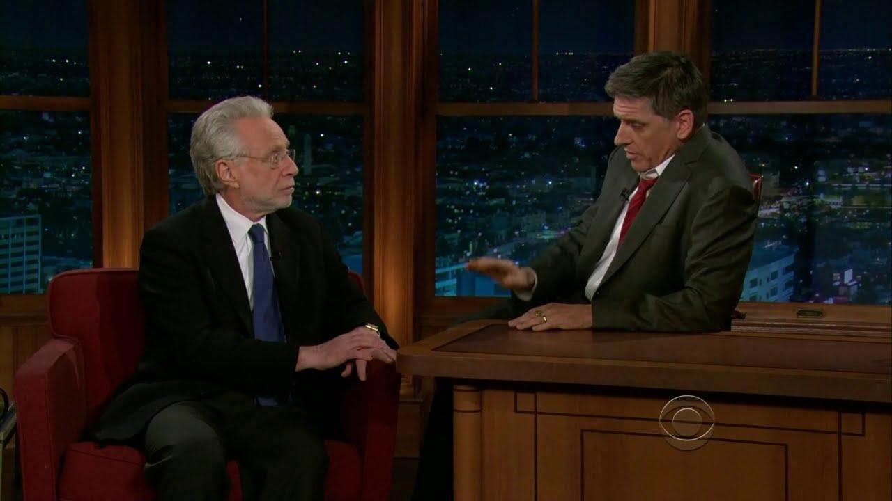 Late Late Show with Craig Ferguson 2/21/2011 Sara Rue, Wolf Blitzer