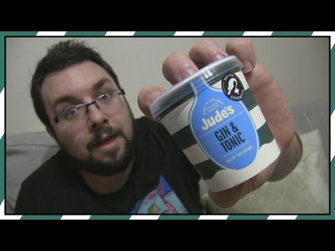 Jude's Gin & Tonic Ice Cream