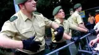 Loveparade 2008 Massenproblem / Obama-rede 2008