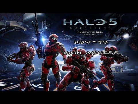 How-to Gain Access to the Halo 5: Guardians Beta with The Master Chief Collection