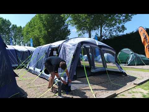 Camping World Tent Shows