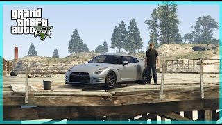 Gta 5 - Fast and furious 6 - Dom Vs Brian