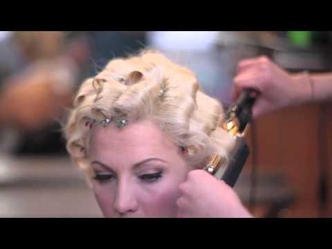 Marilyn Monroe Hair Tutorial (Teaser) - Iconic Movie Styles