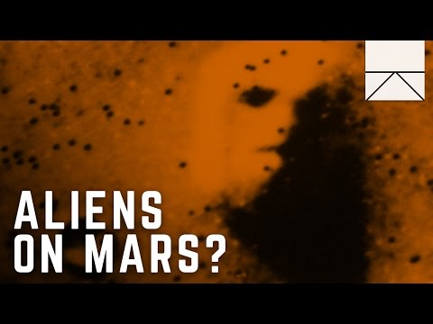 Have We Already Found Aliens On Mars?