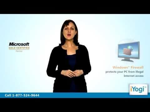 Fix Windows® Vista® firewall problems