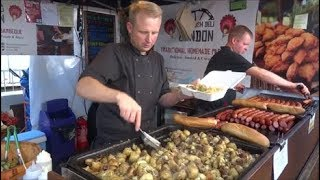 Download LONDON STREET FOOD Video