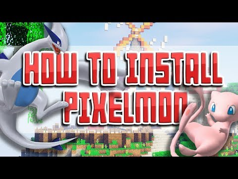 How to INSTALL Pixelmon after the Shutdown! *LATEST VERSION* (Still Working)
