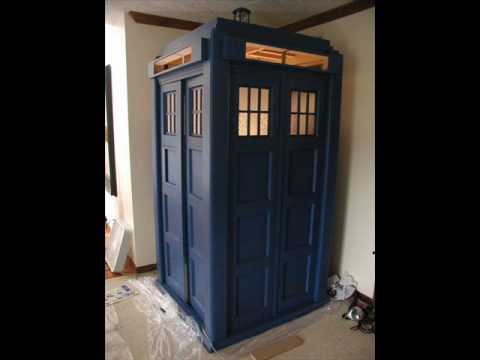 Building the TARDIS from scratch