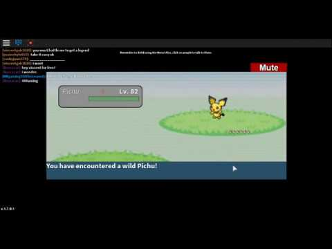 Roblox (Tutorial) How to get Deoxys in Project Pokemon