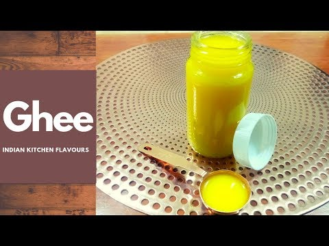 Ghee | How to make Ghee from butter | Pure Ghee | Clarified Butter