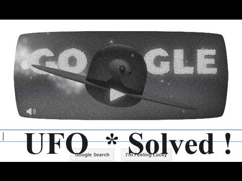 Google Roswell UFO 66th anniversary celebrated Animated Doddle Solved