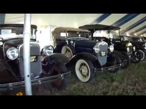 Check A 1915 Model T Ford,1934 Model A Sedan Ford Car