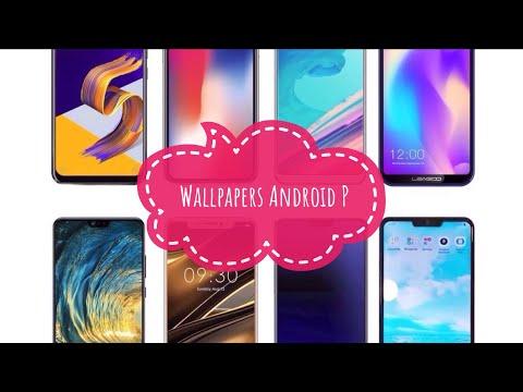 Cómo Instalar Wallpapers de Android P en cualquier SmartPhone | Somos Android