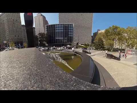 4K 360º Video of New York Supreme Court - New York City