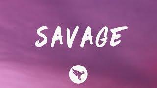 Megan Thee Stallion - Savage (Lyrics)