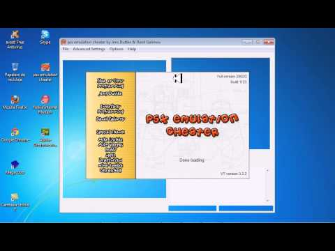 psx emulation cheater