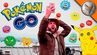 Catching Pokemon GO FEVER!