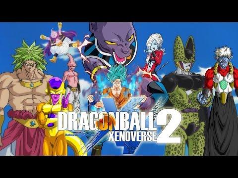 DRAGON BALL XENOVERSE 2 FULL STORY MODE [All Cutscenes & Gameplay Walkthrough]