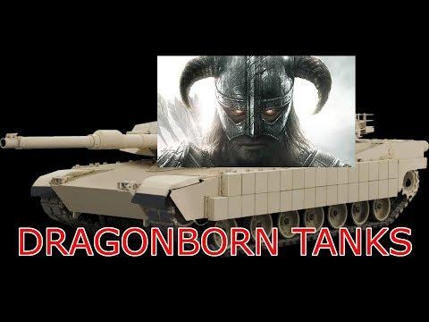 Dragonborn Tanks: Arma 3 Zeus Highlights