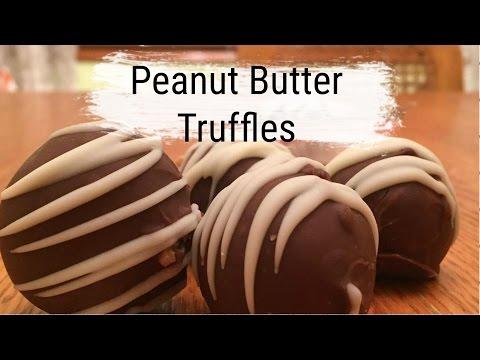 Peanut Butter Chocolate Truffles: Full Recipe