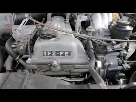 how to change 1993 80 series Toyota Land Cruiser Oil Pan Gasket