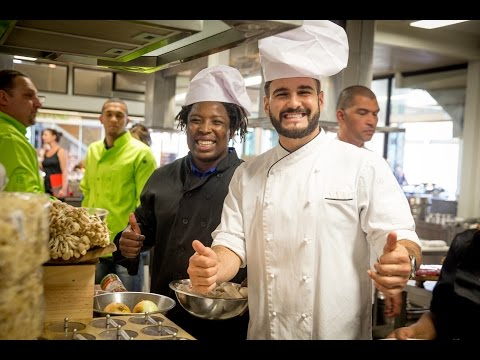 Cooking Up a Storm with the DHL Stormers and Vodacom Red