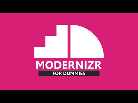 Modernizr Tutorial -  Checking Javascript Feature Support
