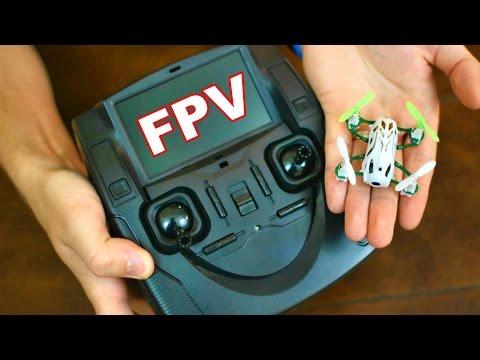 Mini Nano FPV RTF Drone - Hubsan H111D - House Racer - TheRcSaylors