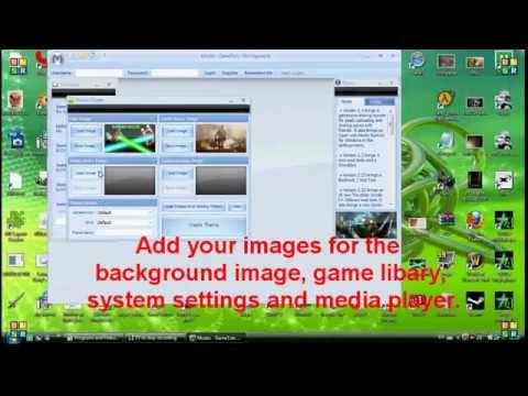 USB Xbox 360 modding: Themes [HD]