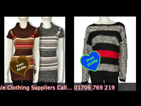 [Wholesale Clothing UK] Supplier Mens, Ladies and Children