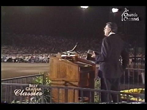Billy Graham - The Holy Spirit and you - Sacramento CA