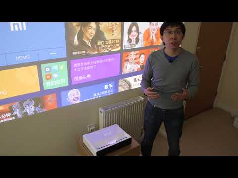 Xiaomi Short-Throw Laser Projector Review: 150