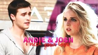josh + andie   i need your love (foursome)