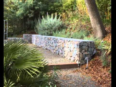 Retaining Wall Ideas for Garden Landscape Design