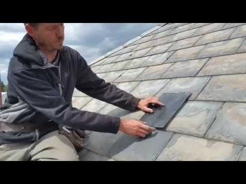 roof slate replacement