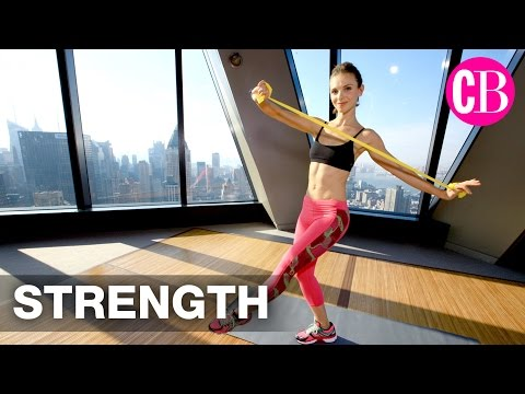 Tighten & Tone Your Abs with a Resistance Band