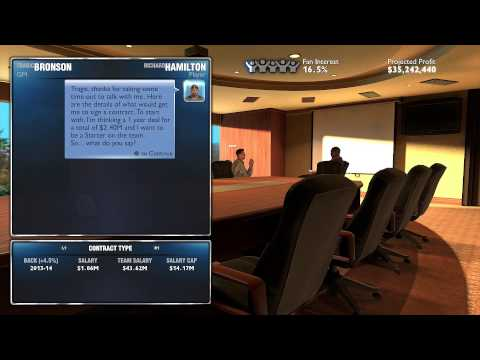 How to Edit Contracts on NBA 2K14 Next-Gen (PS4/Xbox One)
