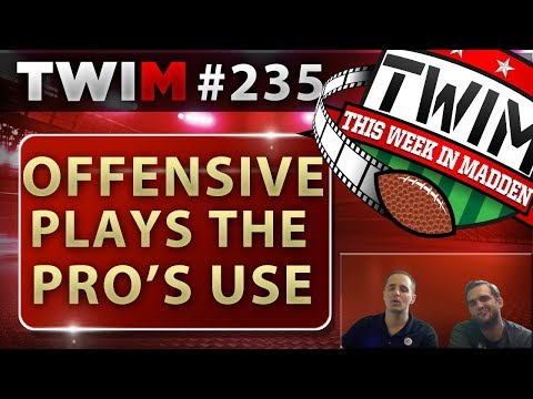 Madden 18 Gameplay | Offensive Meta Madden 18 | Madden 18 Tips