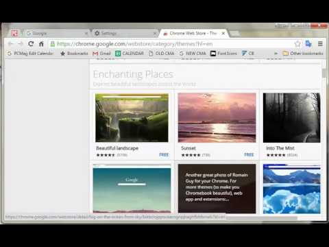 Chrome Tips: How to Add New Color Themes