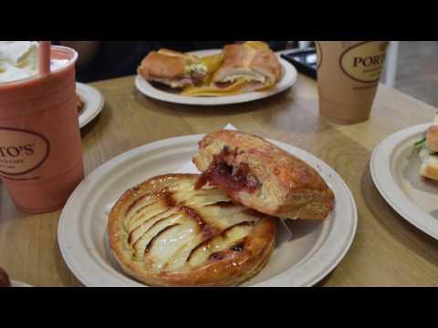 Porto's Bakery & Cafe in Buena Park