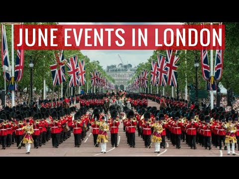 What to do in London in June