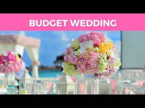 How To Reduce The Cost Of Your Wedding In Easy Ways