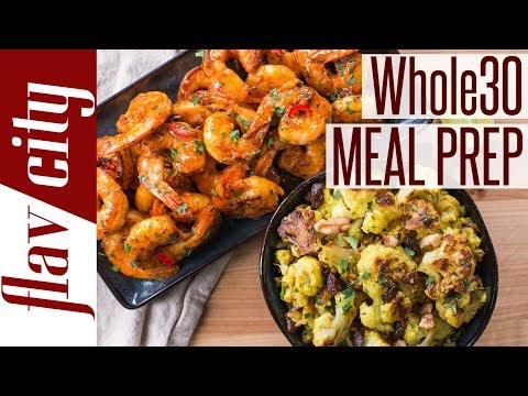 Whole30 Meal Prepping - Two Whole30 Diet Recipes That Rock