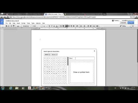 Quickly find and insert special characters into Google Docs, Slides, and Drawings