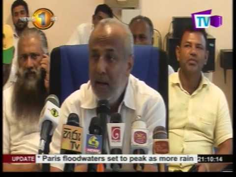 VAT has already been added to the Water Bill:Min. Rauff Hakeem