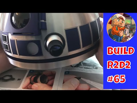 How to Build Your Own R2-D2 - Issue 65 deagostini
