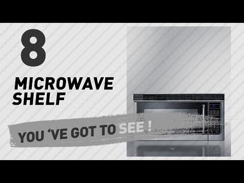 Microwave Shelf // New & Popular 2017